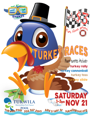 Turkey Races!