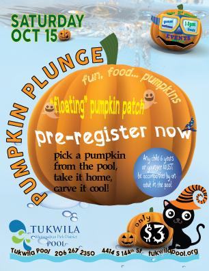 Pumpkin Plunge!